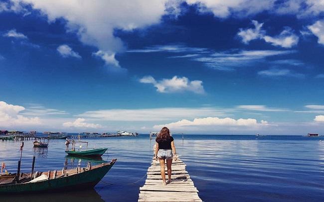 Rạch Vẹm Phú Quốc: Làng chài đẹp nhất Việt Nam