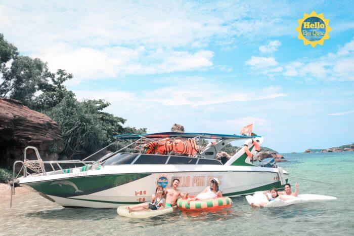TOUR CANO 4 ĐẢO – BÃI SAO –  LẶN NGẮM SAN HÔ